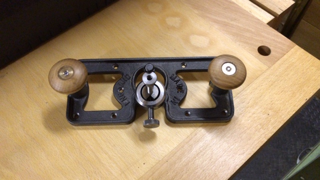 New 1399 Style Router Plane